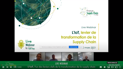 L'IoT, levier de la transformation de la Supply Chain