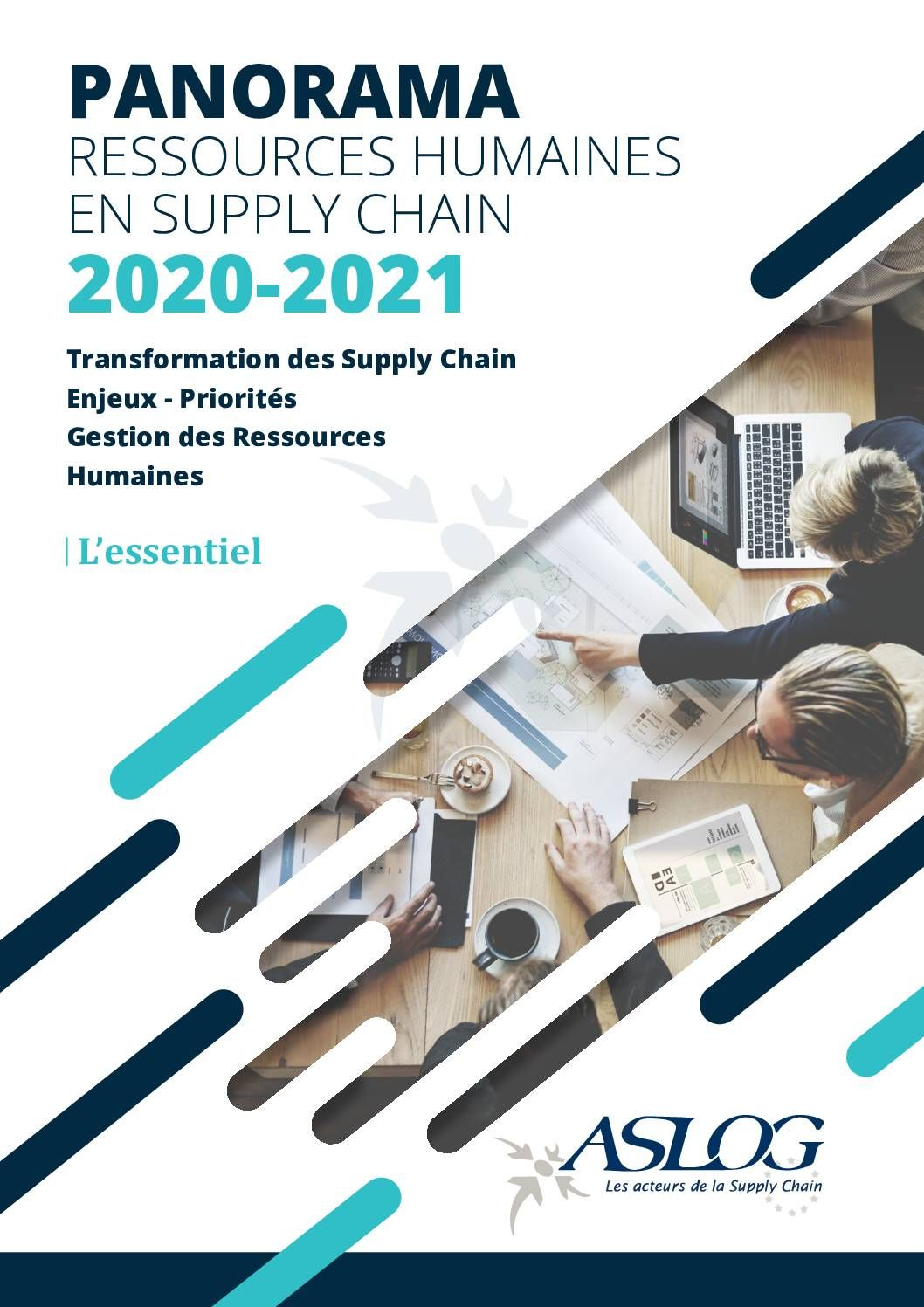 Panorama ressources humaines en supply chain 2020-2021